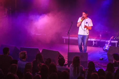 Ady Suleiman - Rock City main stage