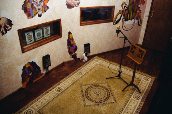 Live studio B
