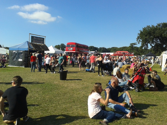 Clumber Park Food Festival