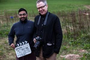 Raj Pathak & Crash Taylor - directors of The End