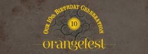 orangefest