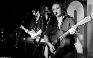 Georgie Rose - Glee Club - 15 April - picture by Daniel Whiston