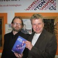 Steve Oliver and David Nolan - Thanks to Dean Jackson and BBC Radio Nottingham for the use of the conference room and tea