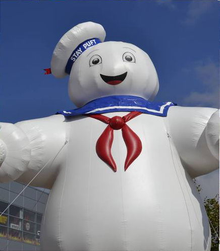 Stay Puft Marshmallow Man (Ghostbusters)