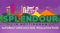 An amazing line up of musical talent has been announced today for this year's Splendour Festival, the all-day summer music festival which takes place at Nottingham's Wollaton Park on […]