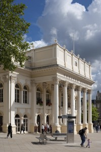 Theatre Royal Nottm exterior