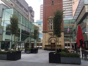 Clocktower dining at intu Victoria Centre