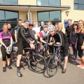 Innes England team gearing up for the City Ride media