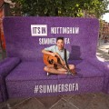 RS. Musician Rob Green on the Summer Sofa
