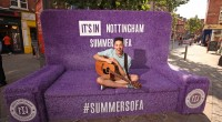 This week the It's in Nottingham Summer Sofa, organised by the Nottingham Business Improvement District (BID), can be found on Carlton Square in Hockley and, ahead of his UK […]