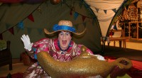 It's not every day you get to snuggle into one of John Lewis's finest recliners, particularly with one of Nottingham's best-loved Pantomime Dames. NottinghamLIVE Editor TANYA RAYBOULD caught up with John Elkington […]