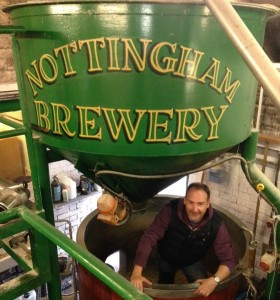James Simmonds from UHY Hacker  Young at Nottingham Brewery web