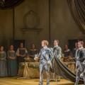 Der Rosenkavalier - Richard Strauss - Opera North - 17 September 2016MarschallinYLVA KIHLBERG   OctavianHELEN SHERMAN             Baron OchsHENRY WADDINGTON                     Sophie von FaninalFFLUR WYN