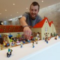 Carl Gibson, The Harley Gallery LEGO Model