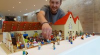 Excitement is building for the new LEGO model exhibition opening at The Harley Gallery this weekend (January 21) following the phenomenal success of last year's Brick City.     The […]