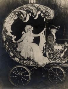 Cinderella 1922 - Renee Hamilton as Cinderella at TR Nottm