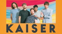 Multiple Brit Award winning, indie-rock band, Kaiser Chiefs have been announced as headliners for this year's award-winning Splendour Festival, Saturday 22 July 2017.   The Yorkshire quintet are the […]