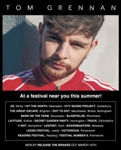 TG Festivals Poster