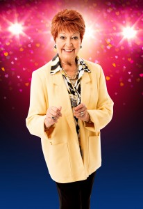 The Wedding Singer UK Tour - Ruth  Madoc as Grandma Rosie  - credit Darren Bell