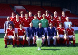 Return of the Legends 1979  European Cup team Credit John Sumpter Photography