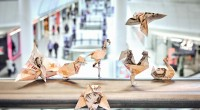 Hundreds of origami birds worth thousands of pounds have been folded and set free across 14 shopping centres nationwide including intu Broadmarsh and intu Victoria Centre, following new research revealing […]