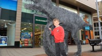A six-year-old Nottingham primary school pupil came face to face with a ferocious Tyrannosaurus Rex after winning a competition to pick the sculpture's name. Pupils from Fernwood Primary and Nursery […]
