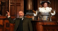 If it's courtroom drama you've after – then don't go to court… We're six months away from panto-season, yet in a former courthouse at the National Justice Museum the components […]