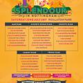 Splendour stage times 2017