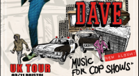 SON OF DAVE, the one and only harmonica and beatbox blues maverick is back for another season… With the promise of a new album – 'Music For Cop Shows' […]