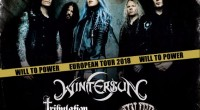 Having just closed a spectacular Bloodstock festival headlining the Sophie stage Sunday night, Finnish epic metallersWINTERSUN have just announced theywill embark on a full UK tour with Arch Enemy and […]