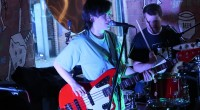 Kicking off the Hustle for me were pop-punk band Homesick in Rough Trade, they're all high energy, crunchy riffs, topped with solos. It's their first gig with a new […]