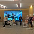 NTU students' designs at intu Victoria Centre 1