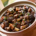 Venison and Porter Stew from The School of Artisan Food