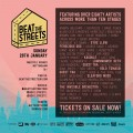 Beat The Streets line up announcement