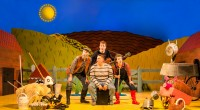 Julia Donaldson's What the Ladybird Heard Live comes to the Theatre Royal Nottingham for 4 days only from Thursday 18th January to Sunday 21st January, as part of a major […]