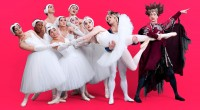 Last seen in the UK in 2015, Les Ballets Trockadero de Monte Carlo, the multi-award winning all-male, comedy ballet company, will return to the UK and receive its Ireland premiere […]