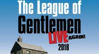 The League of Gentlemen will return to the stage in 2018 for their first UK tour in over 12 years with their brand new live show 'The League of Gentlemen […]