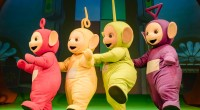 "The iconic, world-famous Teletubbies, who this year celebrate their 20th anniversary, are to star in their first-ever live theatre show, ""Big Hugs,"" created especially for the youngest audience.  A major tour […]"