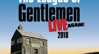 Due to phenomenal demand, a second Nottingham date, Sunday 9 September, has been added to The League of Gentlemen Live Again! 2018 Tour. Tickets go on sale at 9am […]
