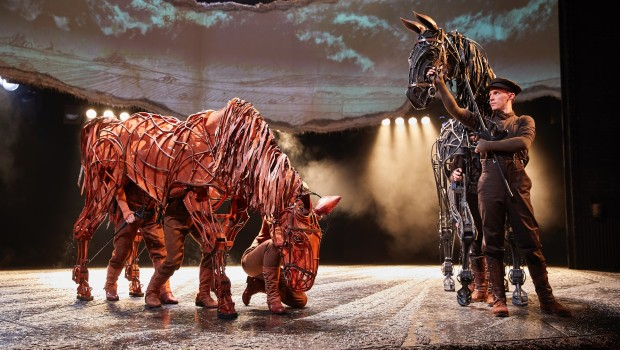 Share this content....  I could fill a review with just a list positive adjectives to describe The National Theatre's production of War Horse but even that wouldn't do it justice.   […]