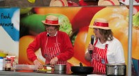 A living fruit and vegetable man, made up of 25 different fruits and vegetables will be visiting the Nottinghamshire County Show to share the importance of healthy living […]