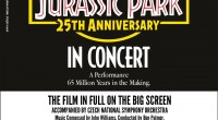 One of the most thrilling science fiction adventures ever made, and featuring one of John Williams' most iconic and beloved musical scores, Jurassic Park transformed the movie-going experience for […]