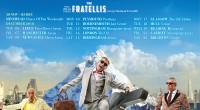 "Share this content....   WITH SPECIAL GUESTS THE FRATELLIS   PERFORMING AT THE MOTORPOINT ARENA NOTTINGHAM THURSDAY 13 DECEMBER 2018   ""THE HILLS ARE ALIVE WITH THE SOUND OF MADNESS!!"" […]"