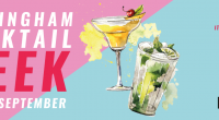 Nottingham Cocktail Week Nottingham will be all shaken up when Nottingham Cocktail Week takes place in the city centre from Monday 3 September to Sunday 9 September 2018. With over […]