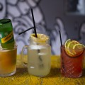 Creations from Suede for Nottingham Cocktail Week