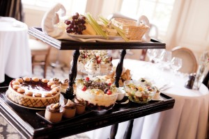 Dessert trolley - Ye Olde Bell Hotel & Spa (1)