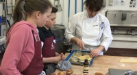 Mushroom risotto, chicken fajitas, pavlova and sticky toffee pudding are just some of delicious dishes that children can learn to create this summer at The School of Artisan Food. […]