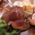 Roast Beef - Ye Olde Bell Hotel & Spa