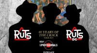 The Legendary Ruts DC (or The Ruts) announce their 2019 UK tour to celebrate the 40th anniversary of their legendary album The Crack, including a show at the Rescue Rooms […]