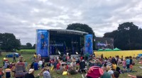 Gloworm festival had a new location, not too far from the previous venue of Clumber Park, this year we were at Thoresby Park. Sadly I felt that this was not […]